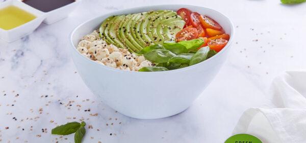 Veggie Cherry Salad